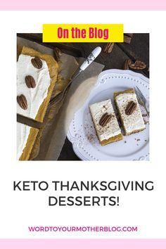 Sticking to the keto diet or any diet for that matter-during the holidays can be a major struggle. And explaining to your Great Aunt Linda why you can't eat her famous homemade dressing is always a blast. #thanksgiving #healthy #dinner #lowcarb #dessert #recipes