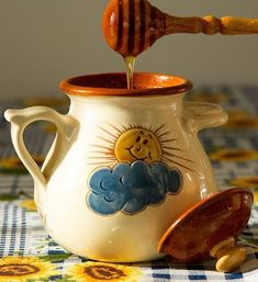 Images Esthétiques, Mellow Yellow, Ceramic Art, Decoration, Just In Case, Tea Party, Fairy Tales, Artsy, Cottage
