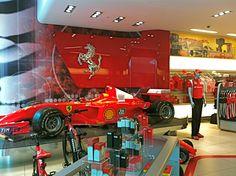 Ferrari Store, Aventura Mall (Aventura, Florida)