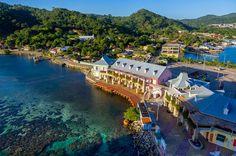 Roatan, Honduras... Great little island!!