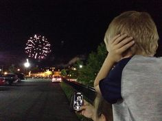 187: Fireworks are timeless...
