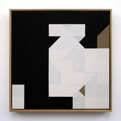 Chess Painting No. 25, Tom Hackney 2012