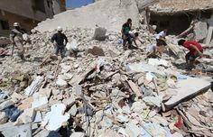 Suriah melarang oposisi domestik | Sidimpuan Online