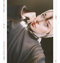 Hijabi Girl, Girl Hijab, Muslim Girls, Muslim Women, Simple Hijab, Street Hijab Fashion, Casual Hijab Outfit, Hijab Fashion Inspiration, Fake Girls