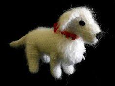 Amigurumi Lion Perritos : Otra raza canina bull terrier bull terrier cabeza comenzar con