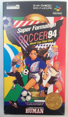 #Famicom : Super Famicom : Super Formation Soccer 94 World Cup Final Data SHVC-P-A3FJ(JPN) http://www.japanstuff.biz/ CLICK THE FOLLOWING LINK TO BUY IT ( IF STILL AVAILABLE ) http://www.delcampe.net/page/item/id,0364957129,language,E.html