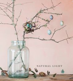 Easter Tree Decorations, Easter Ornaments, Spring Garland for Easter | Terrain