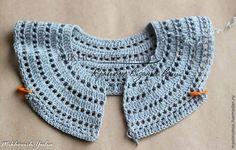Buen día, quiero compartir un vestido para niña tejido a gancho incluye esquemas y paso a paso para su realización si tienen una hermosa beb...