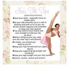 Tilt tips! Last one for right now! If there is anything you want to know about fitness or how to do something etc. comment below & ill post it soon:)