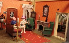 Playmobil Haunted Halloween Victorian Mansion by RoseCityStyle, $649.00