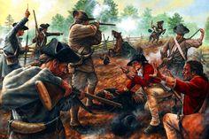 Battle of Huck's defeat