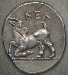 Ancient to Medieval (And Slightly Later) History - Stater from Kelenderis, Cilicia (Asia Minor), C....