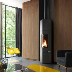 Invicta Mana Wood Burning Stove
