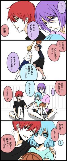 female kuroko kise - Pesquisa Google