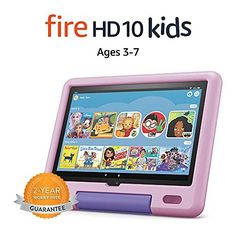 All-new Fire HD 10 Kids tablet, 10.1 is a tablet our 6 year old girl loves to play with. These are super popular toys!
