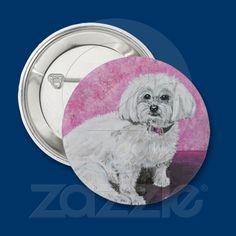 Maltese Button from Zazzle.com