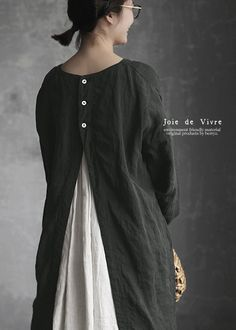 BerryStyle-일본 추천 상품 Mori Girl Fashion, Modest Fashion, Fashion Dresses, Modest Dresses, Simple Dresses, Casual Dresses, Iranian Women Fashion, Layered Fashion, She Is Clothed