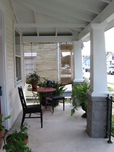 """""""How to Decorate a Porch in 9 Steps""""=>"""