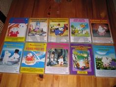 kaikki muumi dvd:t (tai blu-rayt) ovat tervetulleita..meiltä löytyy jo Kauhe Pikku Myy sekä Kadonneet lapset