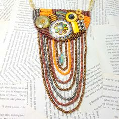 Bohemian Soul Necklace