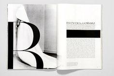 layout, Vogue Paris