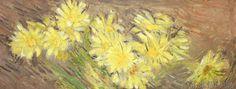 Claude Monet - Marguerites Jaunes, 1883-84