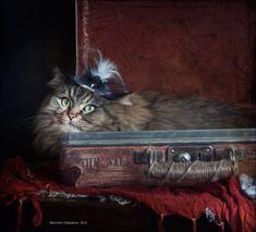 35PHOTO - Eleonora Grigorjeva - Суп с котом