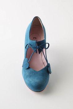hearted high-heel mary janes by minna parikka
