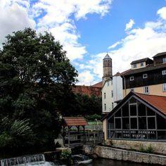 Alte Mühle #erfurt