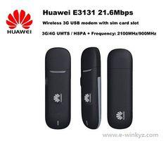Huawei E3131 21mbps 3g modem router extenal a
