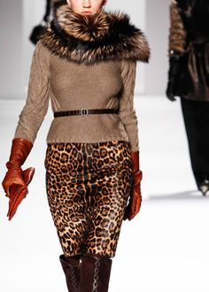Elie Tahari Fall/Winter 2011/2012 Ready To Wear | New York