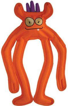 Loopies Spector Orange Alien Toy