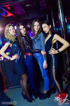 вечеринки для девушек в ночных клубах