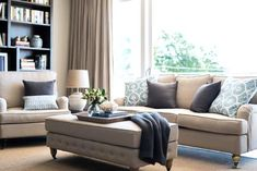 Great value living room furniture packages with Hamptons & French provincial style living room furniture. View our curated living room furniture packages online today. Hamptons Living Room, My Living Room, Living Room Furniture, Rustic Furniture, Living Spaces, Die Hamptons, Hamptons House, Hampton Furniture, Furniture Packages