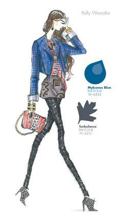 Pantone presenta los colores 'de moda' para este otoño-invierno