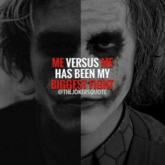 The Joker - Heath Ledger Quotes Best Joker Quotes. The Joker - Heath Ledger Quotes. Why So serious Quotes. Batman Joker Quotes, Joker Qoutes, Joker Frases, Best Joker Quotes, Badass Quotes, Epic Quotes, Dark Quotes, Strong Quotes, True Quotes