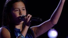 Katherine Aponte canta 'Super Bass'   Audiciones   La Voz Kids 2016