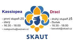 skautskelogo Drake, Logos, Logo