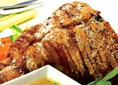 Roast Pork with Sage and Apple Sauce http://www.foodinaminute.co.nz/Recipes/Roast-Pork-with-Sage-and-Apple-Sauce