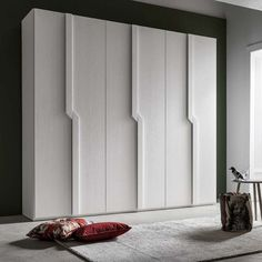 39 Stylish Wardrobe Design Ideas You Can Copy Right Now The challenge now is how you will change this habit of shopping. What should you start to do to upgrade … Wardrobe Door Designs, Wardrobe Design Bedroom, Modern Wardrobe, Wardrobe Doors, Closet Designs, Walk In Wardrobe Design, Wardrobe Closet, Wardrobe Handles, Wardrobe Storage