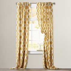 Found it at Wayfair - Ellerbee Single Curtain Panel