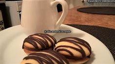DIN SERTARUL CU REȚETE: Paleuri cu ciocolată Pancakes, Muffin, Breakfast, Mai, Sweets, Morning Coffee, Pancake, Muffins, Cupcakes