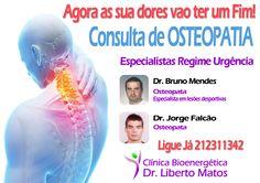 Sofreu um acidente? Tem uma vértebra fora do lugar?  As suas dores vão ter um fim!  CONSULTA DE OSTEOPATIA Marcações 212311342 ou 969990656 http://ls-saude.blogspot.pt/p/urgencia-osteopatica.html #osteopatia #dor #saude #medicina #montijo