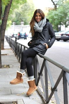 I would wear all of this, but would probably go for a chunky sweater instead of the outerwear jacket.