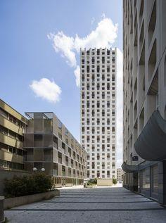 Praça Vitrúvio / Atelier du Pont - intervenção