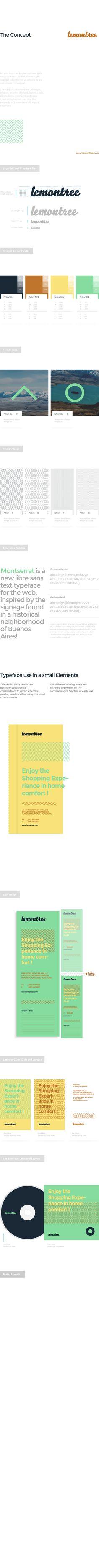 Lemontree Store Corporate Identity on Behance