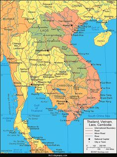 awesome Map of Martaban