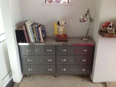 Our New Bedside Tables…With A Thousand Possiblities (IKEA Rast Hack Ideas)