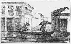 Agostini, Angelo, 1867.enchentes em SP