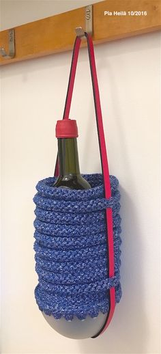 gift bag for homemade cherry juice